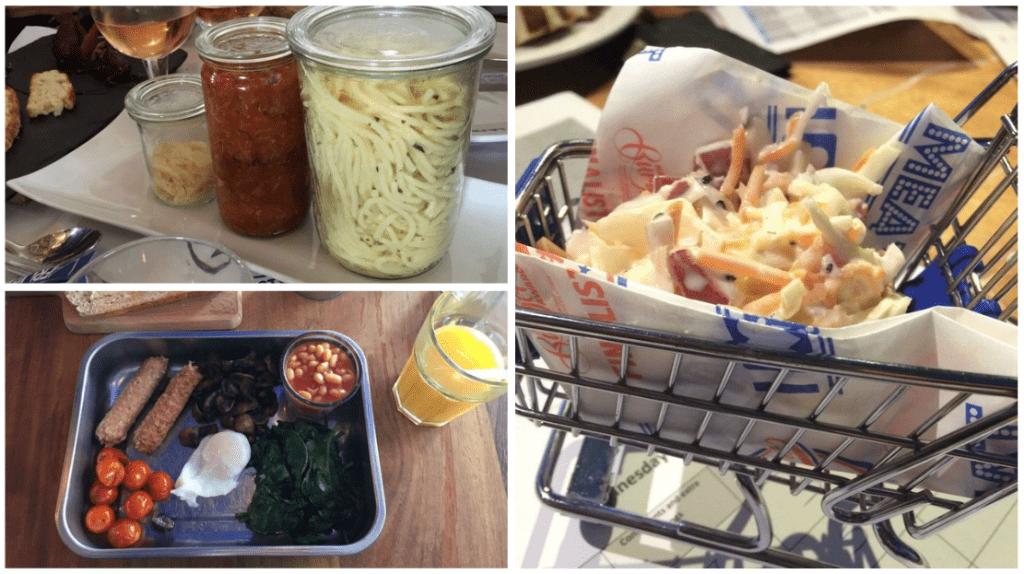 hipster food vaisselle